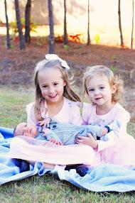 Aubrey, Charlotte, and Luke