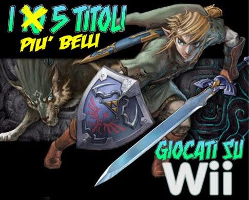 Migliori giochi Nintendo Wii