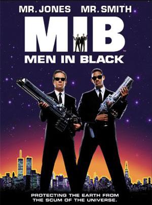 Hombres de negro (MIB / Men In Black) (1997)