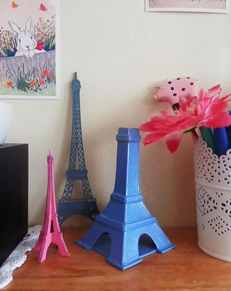 Déco Tour Eiffel