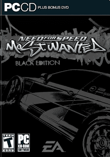 Download PC Game Need For Speed : Most Wanted Black Edition Rip Version (Mediafire Link)