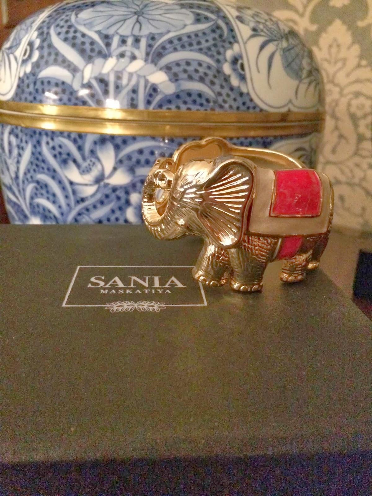 Giveaway - win a Sania Maskatiya designer bracelet