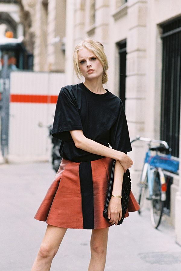 Vanessa Jackman: Paris Couture Fashion Week AW 2014.Helena
