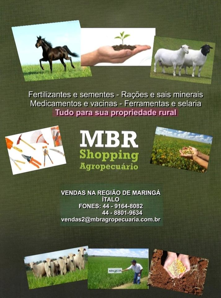 MBR Shopping Agropecuario