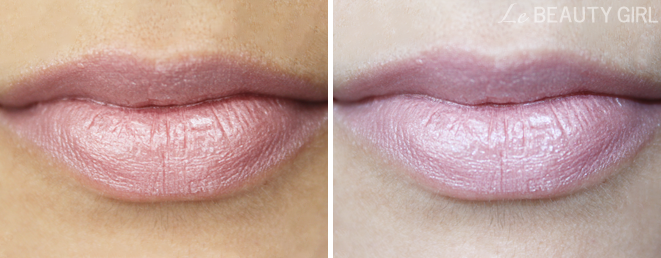 MAC Lipstick in Politely Pink