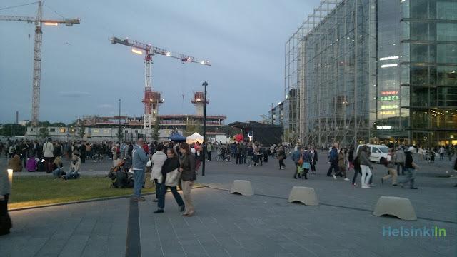 Night of the Arts 2012