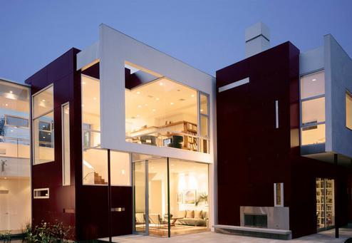 Fachadas casas modernas fachadas arquitectura moderna - Arquitectura casas modernas ...
