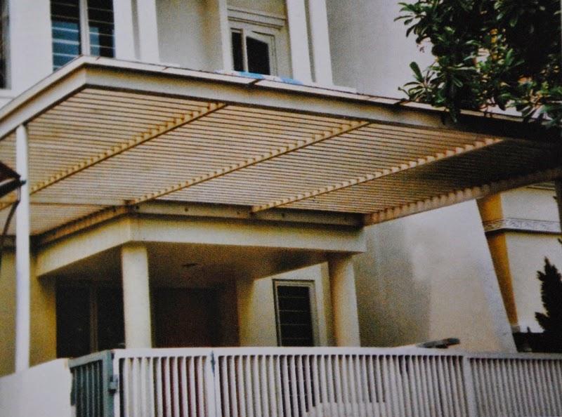 Canopy rumah minimalis 7