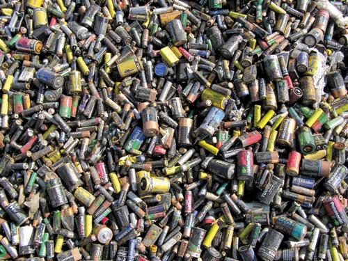 bitmiş pillerin çevreye zararları
