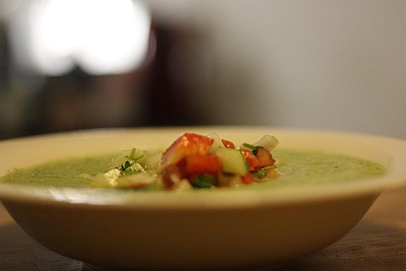raw food soppa