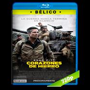 Corazones de hierro (2014) BRRip 720p Audio Dual Latino-Ingles