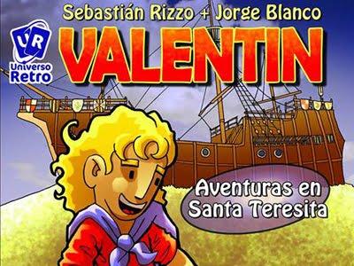 COMIC ONLINE: Valentin 1