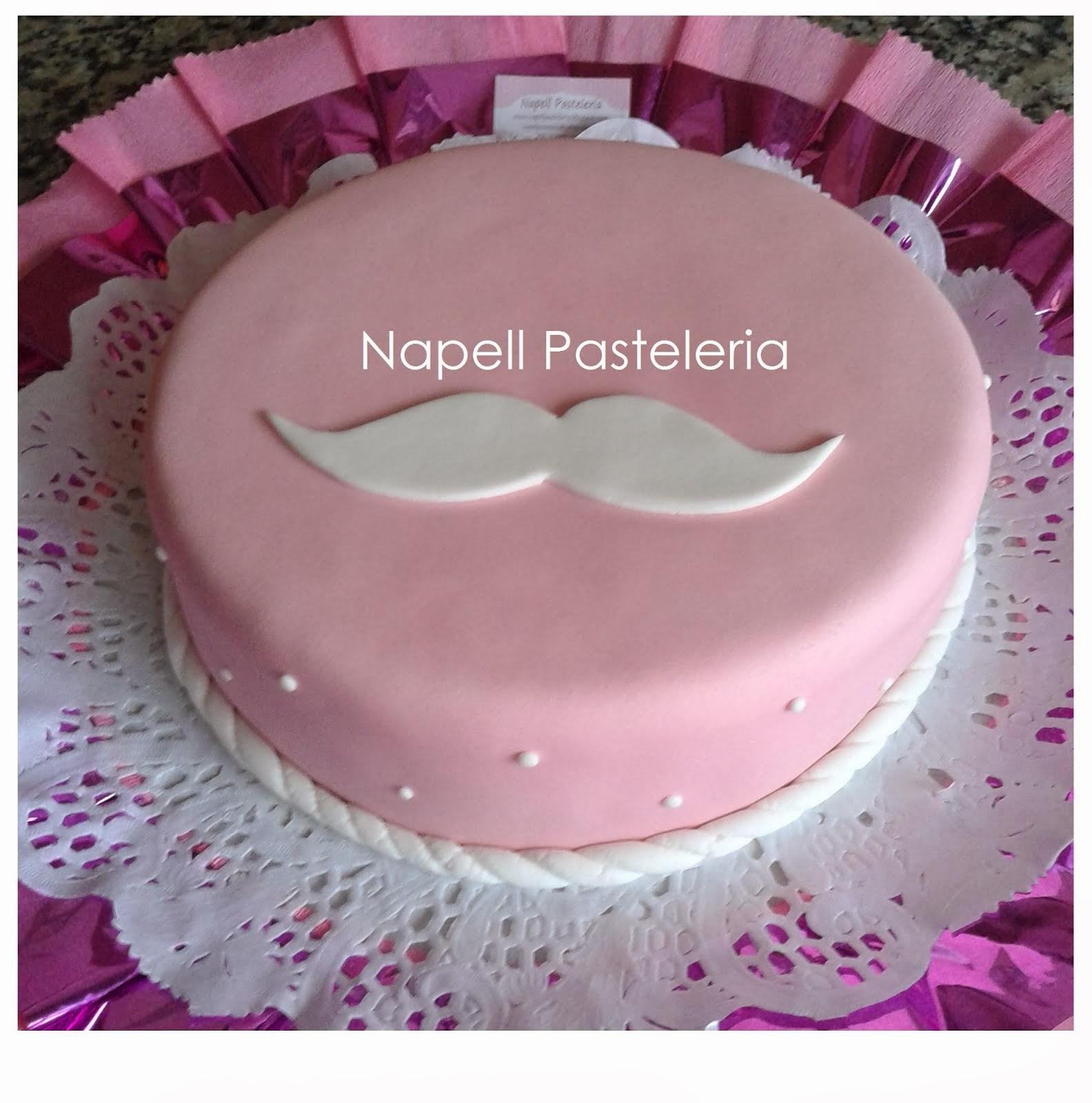 Torta Bigote