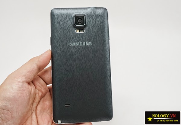 Điện thoại Samsung galaxy Note 4 Nhật Bản