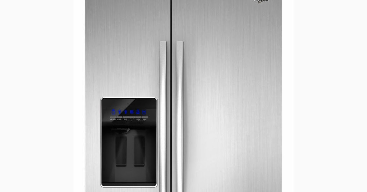 Whirlpool Refrigerator Brand Whirlpool Gold Side By Side