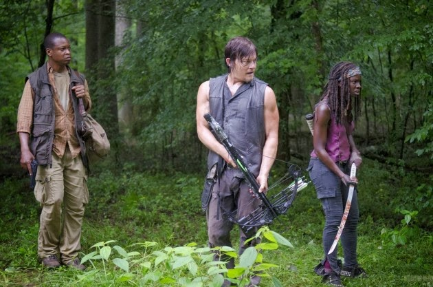 The Walking Dead: Michone, Daryl
