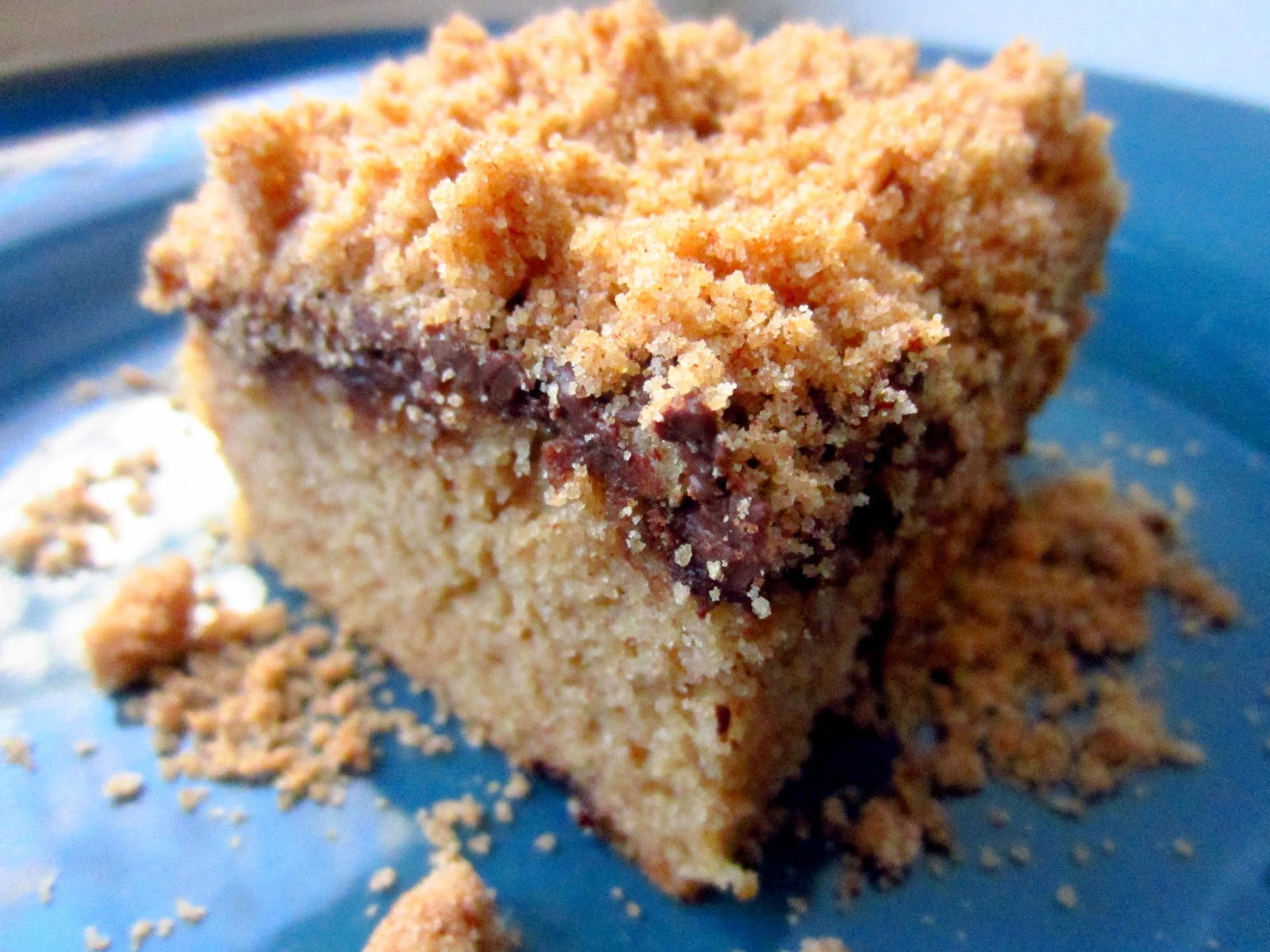 This Gluten-free Life : Chocolate Chip Coffee Cake