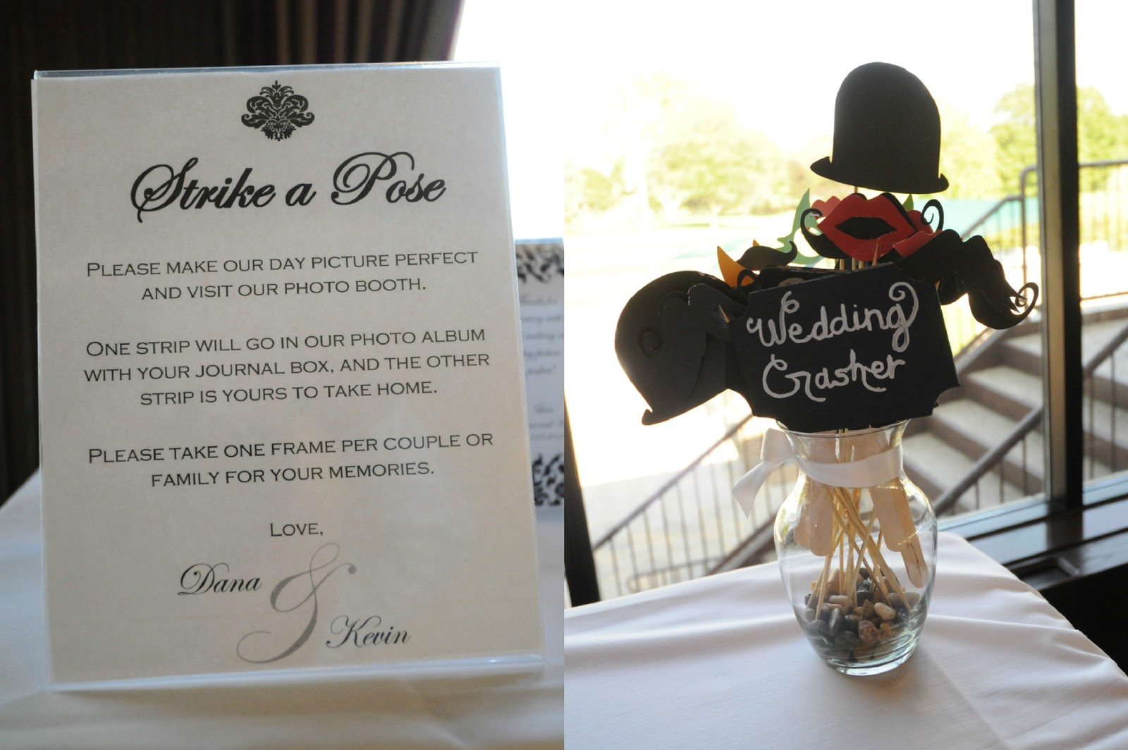 Wedding Photo Booth Ideas