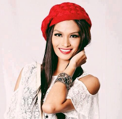 Janine Tugonon for Miss Universe 2012