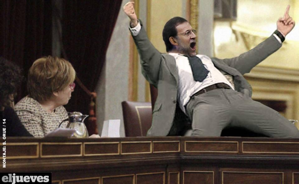 humor,Rajoy,Rubalcaba,Estado de la Nación,debate,Congreso,viñeta
