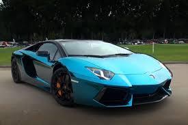 Inilah Lamborghini Aventador Super Mewah