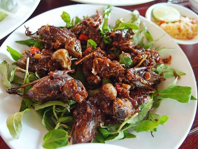 Chim Mía Tây Sơn- Đặc sản Bình Định