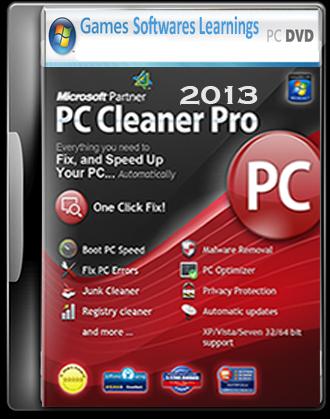 PC Cleaner Pro 2015 License Key + Crack Full Free Download
