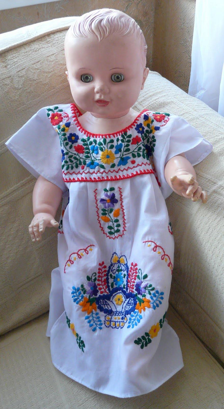 real baby clothes