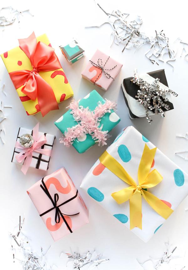 ideas originales para envolver regalos