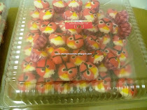 APAM POLKADOT -ANGRY BIRD