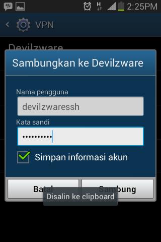 Cara menggunakan VPN di Android | SMARTER YOUR GADGET !