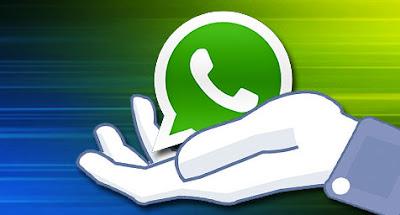 Memasang Tombol Berbagi Whatsapp di Blog