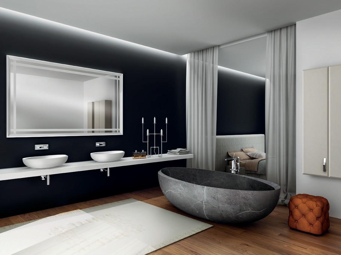 Bagno il lusso del benessere con teuco - Mobili bagno lusso ...