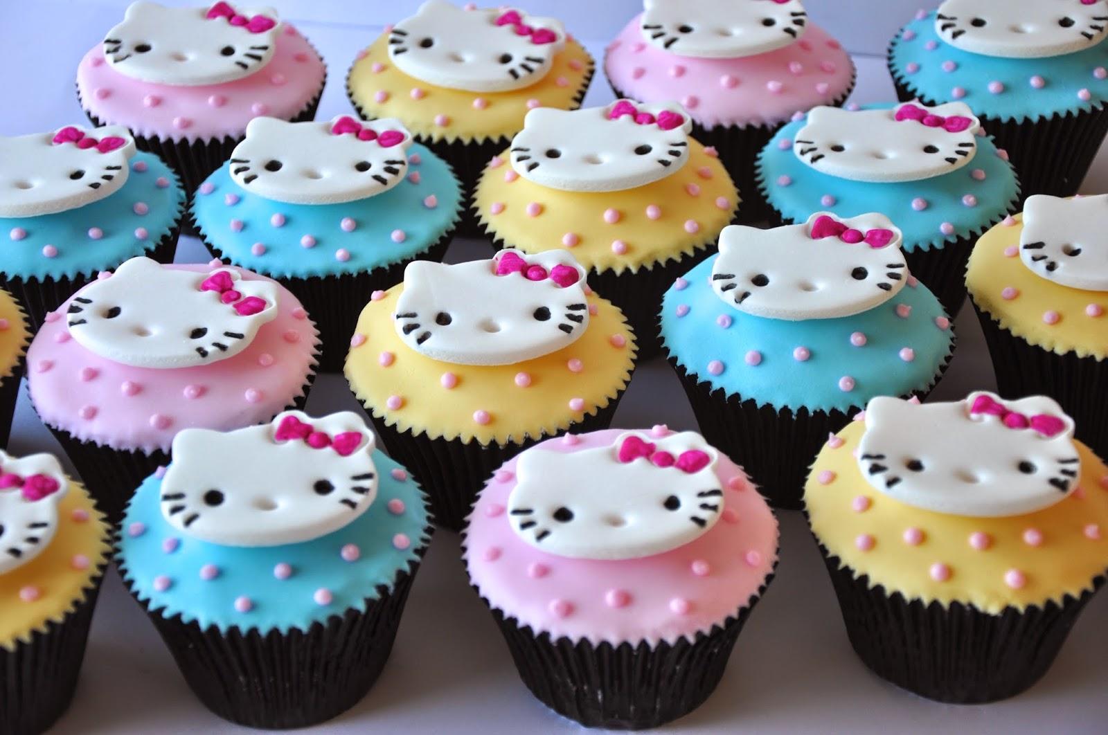 Rozanne S Cakes Hello Kitty Cupcakes Cakes Durbanville