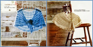 Xale Crescent Moon, vamos crochetar juntas?