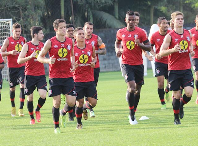 Joinville realizou treinos técnicos nesta terça-feira (Divulgação/JEC)