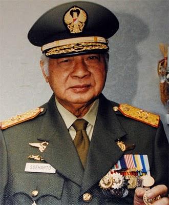 Biografi Presiden Kedua Indonesia Suharto Biografi Dan Kisah