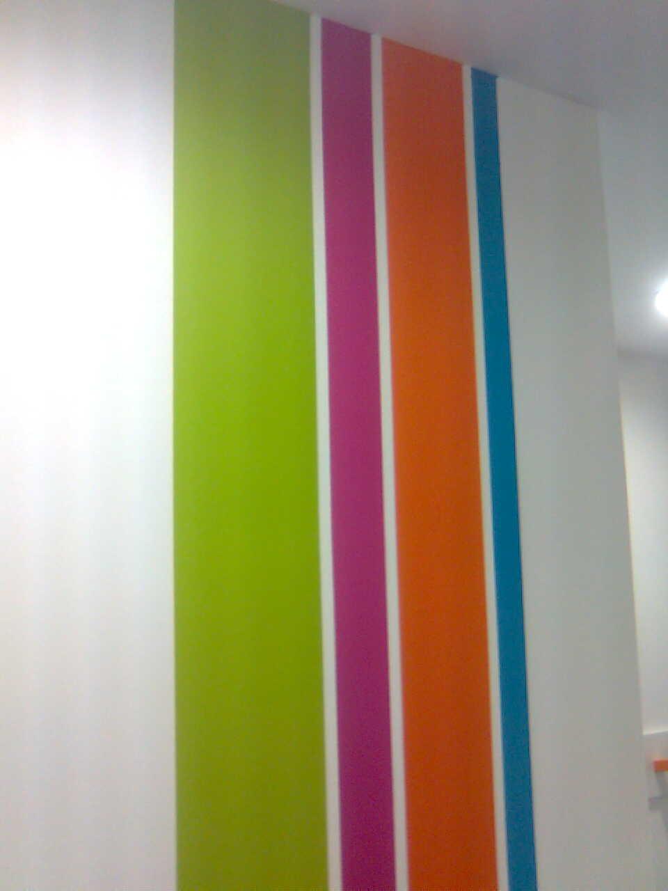 Grilo paint pintura decorativa listas decorativas - Pintura decorativa paredes ...