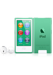 Ipod Nano, Media Mark Catalogo