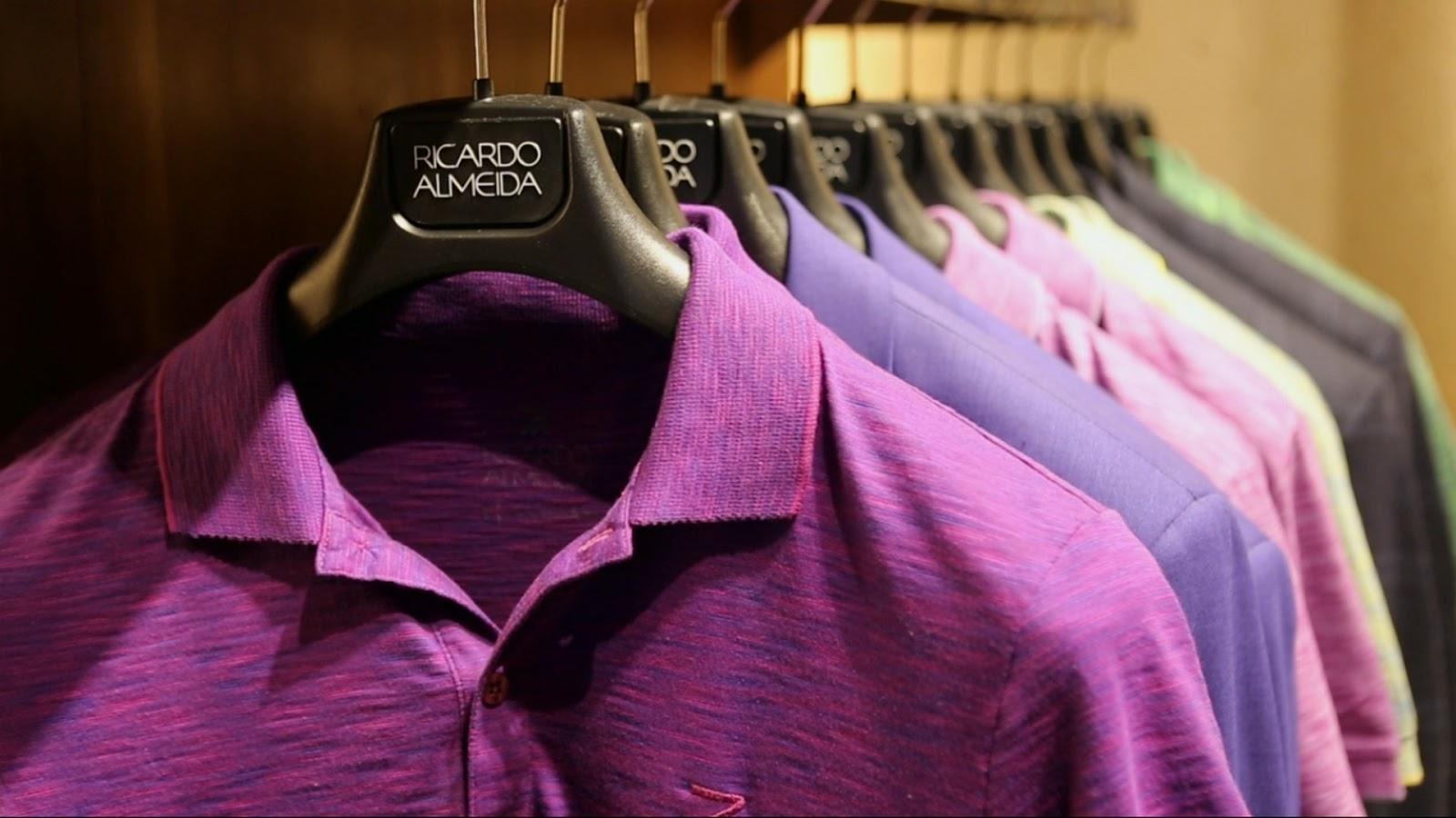 cf0b43a1bb Ricardo Almeida é referência em qualidade na moda masculina nacional