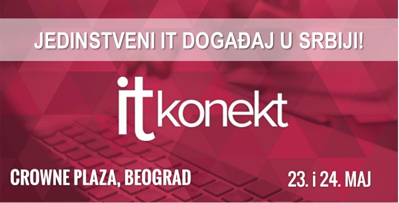 Prvi IT sajam zapošljavanja u Srbiji – ITkonekt