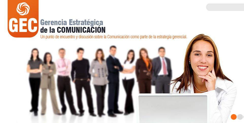 Gerencia Estratégica de la Comunicación