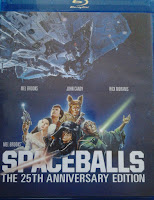 DVD Cover - Spaceballs