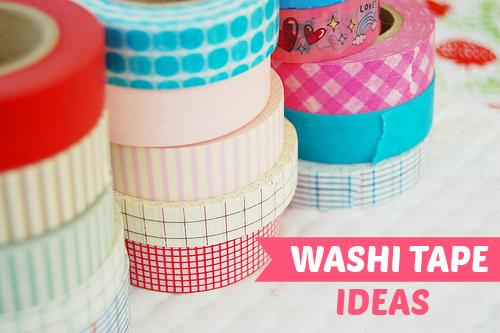 Washi Tape Wahoo Cute Things To Washi Gramkin Paper Studio