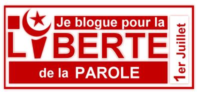Je blogue pour la liberté de parole