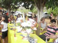 Gentio do Ouro - O Club Pepitas realizou coleta de alimentos para serem doados a famílias carentes: