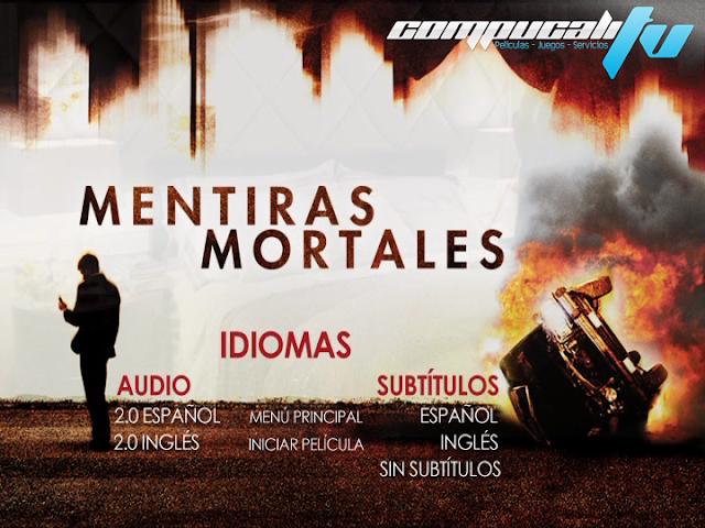 Arbitrage Mentiras Mortales DVDR NTSC Español Latino