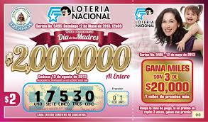 Resultados Lotera Nacional Sorteo 5495