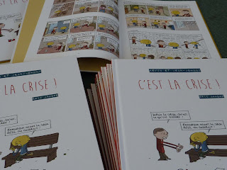 Kévin et Jean-Johnny - C'est la crise ! de Eric Appéré (mars 2013) - Voir la présentation