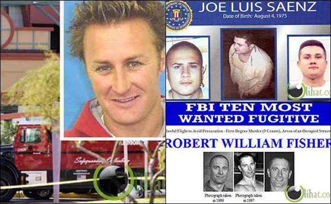 5 Penjahat yang paling di Incar FBI Sepanjang Masa